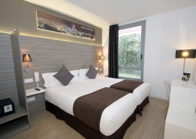 Hotel BESTPRICE Diagonal Doble Room 2