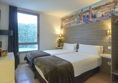 Hotel BESTPRICE Diagonal Doble Room