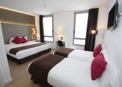 Hotel BESTPRICE Diagonal Superior Family Room