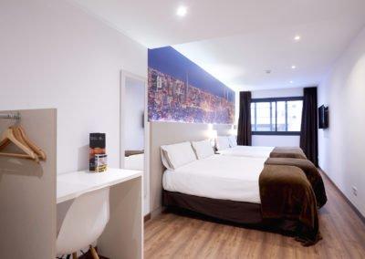 Hotel BESTPRICE Gracia Deluxe Family Room 4