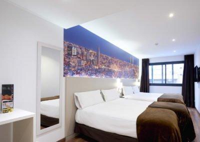 Hotel BESTPRICE Gracia Deluxe Family Room