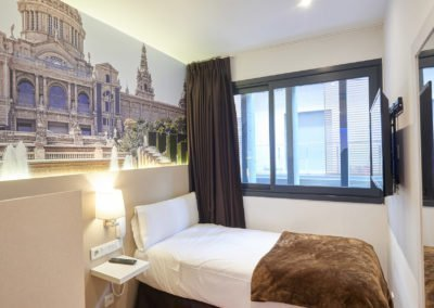 Hotel BESTPRICE Gracia Single Room