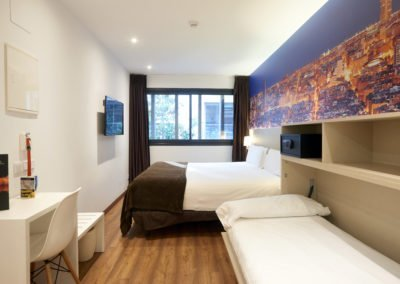 Hotel BESTPRICE Gracia Triple Room 2