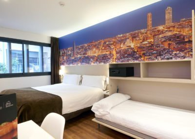 Hotel BESTPRICE Gracia Triple Room